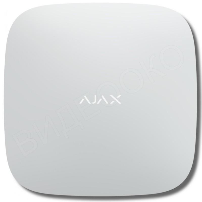 Ajax Hub Plus Белый