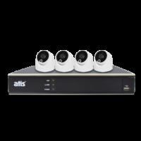 ATIS PIR kit 4int 5MP